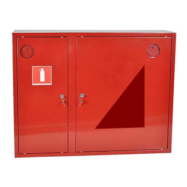 Купить Шкаф пожарный ШПК-315 ВО встроенный без задней стенки 600х800х230мм