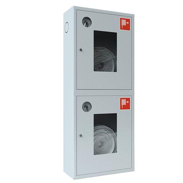 Купить Шкаф пожарный ШПК-321 ВО встроенный без задней стенки 1200х600х230мм