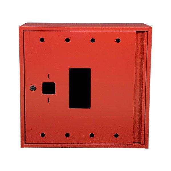 Купить Шкаф пожарный ШП-60/60-НС Красный (навесной, с задней стенкой, 600х600х230мм)