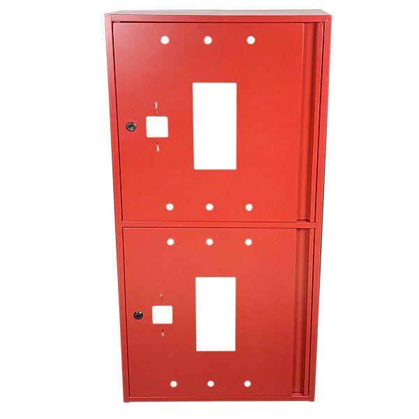 Купить Шкаф пожарный ШП-60/120-Н Красный (навесной, без задней стенки, 600х1200х230мм)