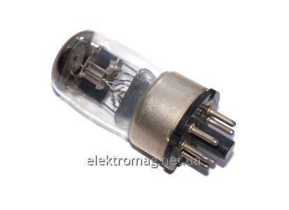 Купить Двойной диод 6H6S / 6X6S / 6H6GT / D63 металлическое основание трубки