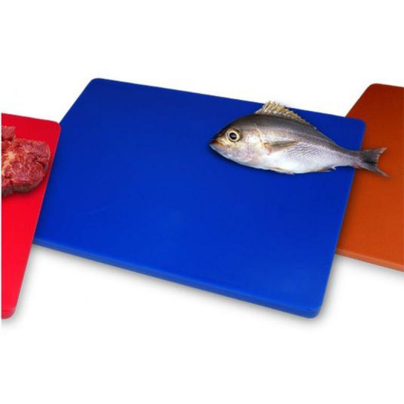 Купить Доска разделочная голубая (50x30x2 см) FoREST 433520
