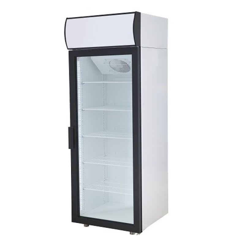 Купить Шкаф холодильный 1 стеклянная дверь Polair DM105-S