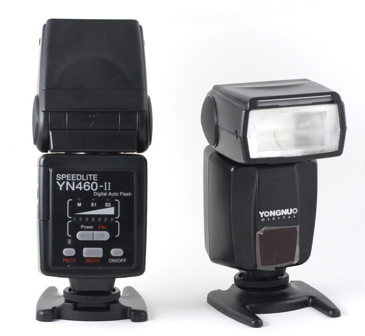 Купить Вспышка для фотоаппаратов NIKON - YongNuo Speedlite YN460 II (YN-460 II)