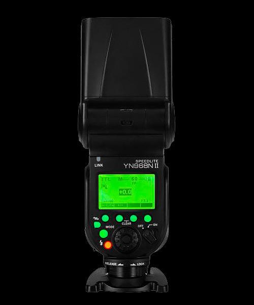Купить Вспышка для фотоаппаратов Nikon - YongNuo Speedlite YN968N II с I-TTL
