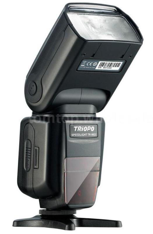 Купить Вспышка Triopo TR-982 II с E-TTL и HSS для фотоаппаратов CANON