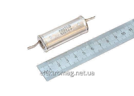 Тефлон конденсатор PTFE ФТ-2 200V 0.1uF 5% тол. тефлон конденсатор