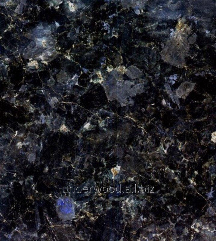 Çini granit Labradorit 30 mm cilalı.