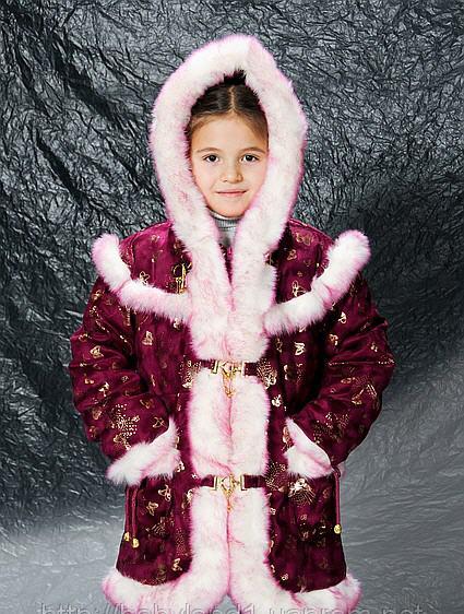 Купить Детская верхняя одежда.детские дубленки