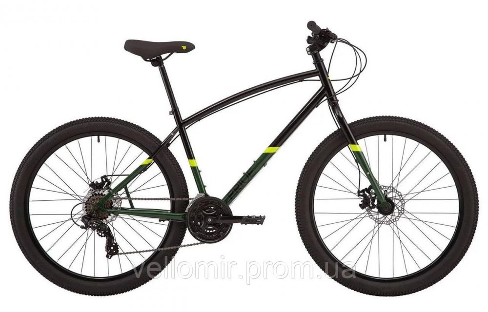 "Велосипед Pride Rocksteady 7.1 2020 на колесах 27.5"" и 19 раме"