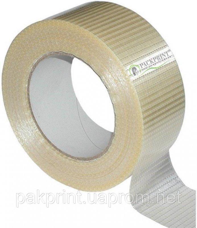 Купить Армированная клейкая лента Filament 7150 прозрачный 72мм х 50м