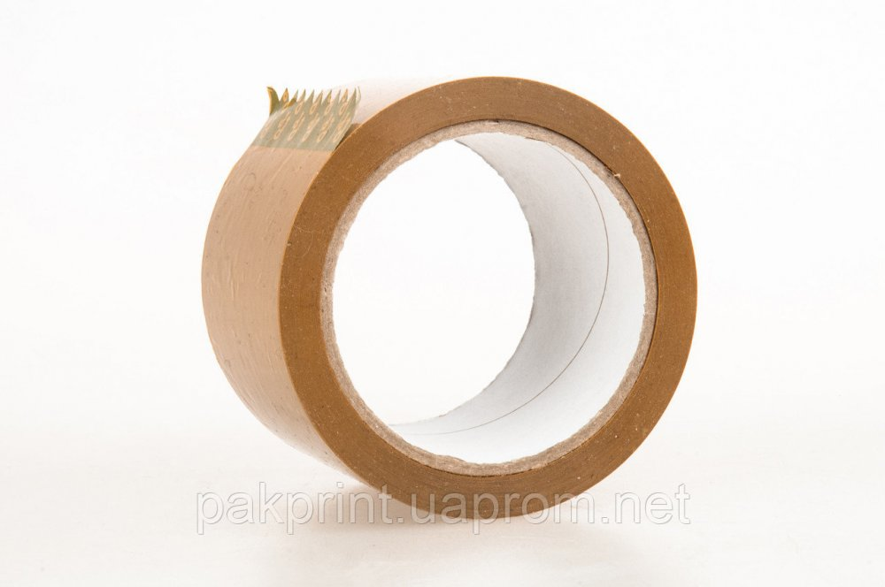 Купить Лента клейкая, упаковочная коричневая 72мм х 66 ярд х 45мкм