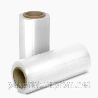 Купить Стретч пленка упаковочная прозрачная 17мкм х 250мм х 150