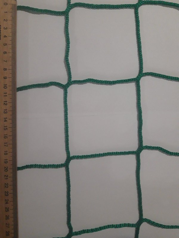 Купить Сетка спорт заградительная шнур 3 мм ячейка 100 мм