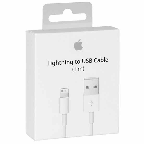 Дата кабель Apple Lightning to USB 2.0 (1m) (MD818ZM/A) Original