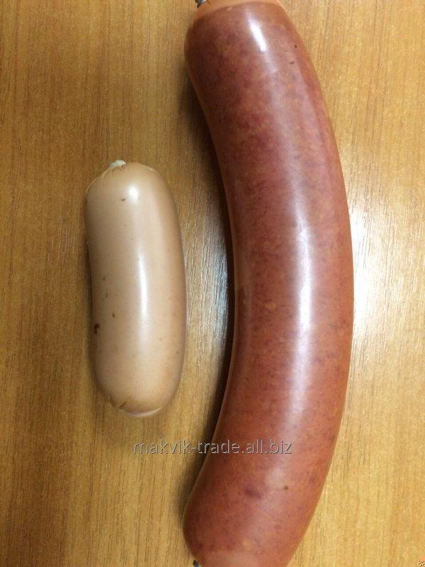 Проницаемая кольцевая оболочка, PECTA SMOKE RING, 45 мм, копчение (25 м)