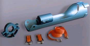 Грунтозаборное устройство ИП4603A.20.000, дополнительное оборудование для бестраншейной замены труб