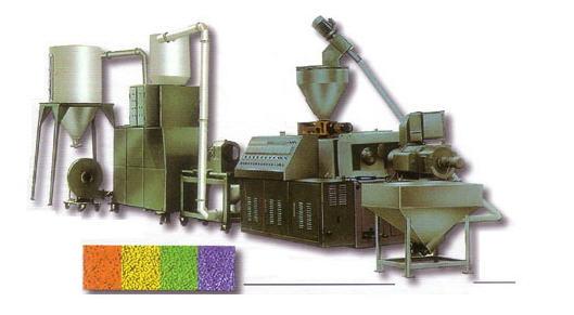 Купить Оборудование для переработки полимерных материалов, полимерного вторсырья