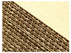 Buy Corrugated cardboard
