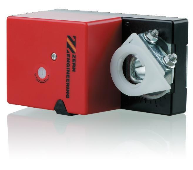 Купить Электропривод Zern SE2M-230-D