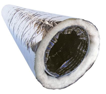 Купить Гибкий воздуховод ВЕНТС изолированный 450 мм