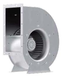 Купить Вентилятор Ziehl-Abegg RG25P-4EK.4F.1R 1- фазный 230V