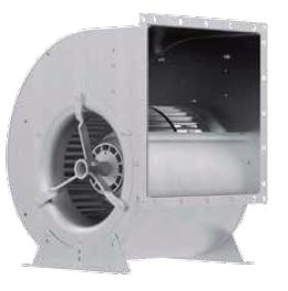Купить Вентилятор Ziehl-Abegg RD45P-6DW.7W.1L 3- фазный 220/380V