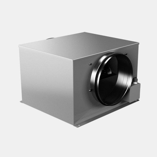 Купить Вентилятор Rosenberg Z 125 E1 zerobox канальный