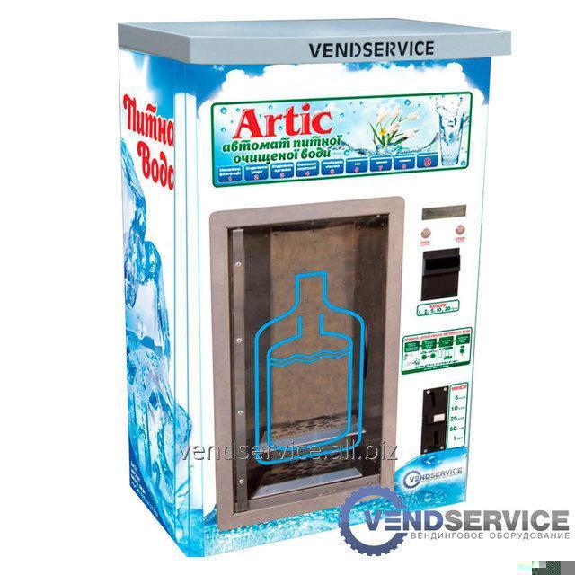 Автомат по продажи воды ARTIC -2 настенный
