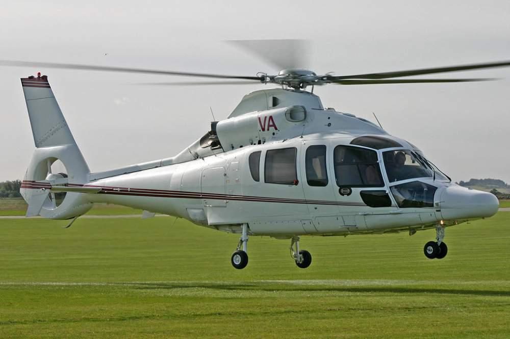 Аренда вертолета Eurocopter EC155 Dauphin. Заказать чартер