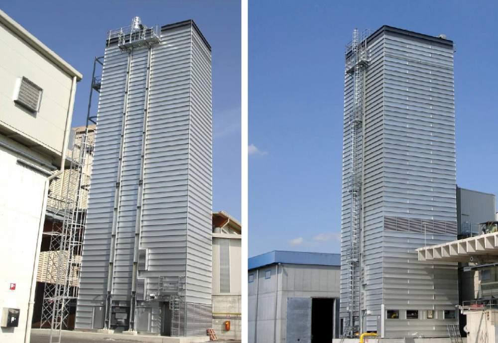 Купить Зерносушилки энергосберегающие Strahl (Италия)