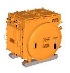Аппарат управления пуском электропривода горной машины АПМ 1У.
