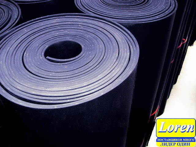 Купить Резина техническая 12 мм