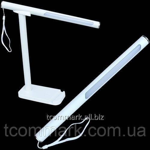 Купить Настольная лампа, светодиодная, разборная, переносная, белая