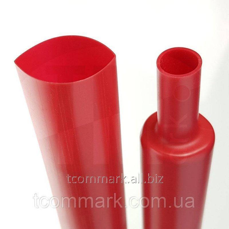 Купить Термоусадка с клеем W-1SB(3X), 3,2/1,0мм, красная, 1метр