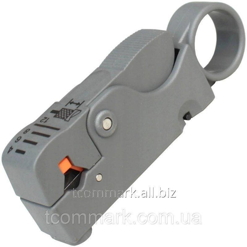 Купить Инструмент Profix HS-332 для зачистки коаксиального кабеля RG-58; 59; 6