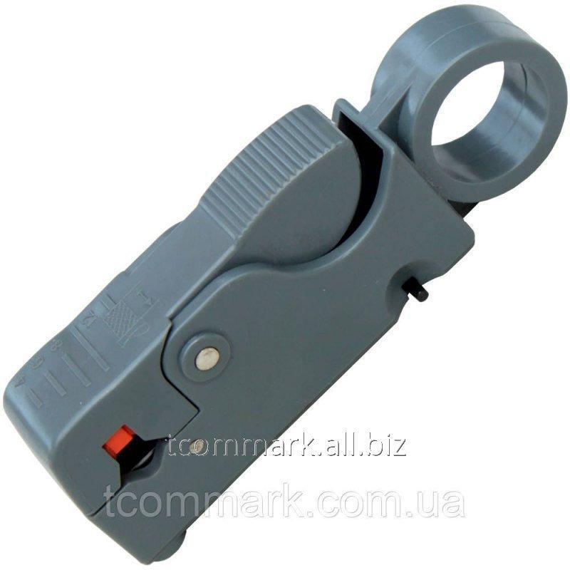 Купить Инструмент НТ-332B для зачистки коаксиального кабеля RG-58;59;6;3C2V