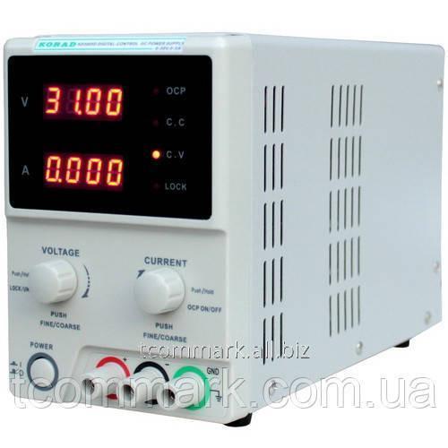 Купить Лабораторный блок питания Korad KD3005D, 30B, 5A высокоточный линейный