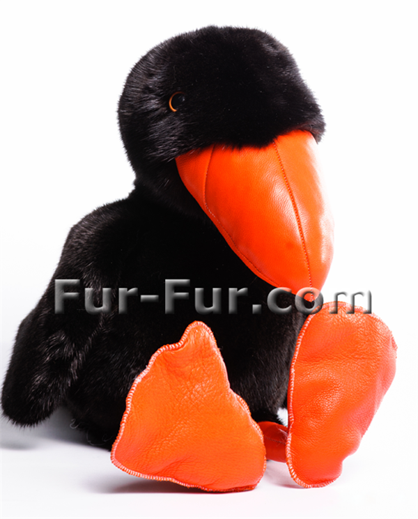 Buy Gifts. Crow of Lilou (Lila), 20 cm