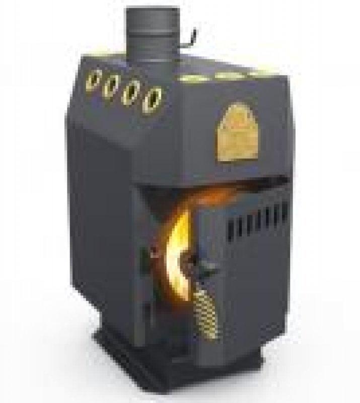 Отопительный  котел твердотопливный длительного горения СТУДЕНТ (Термофор)