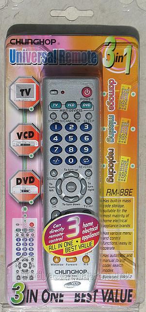 Купить Универсальный пульт CHUNGHOP RM-88E