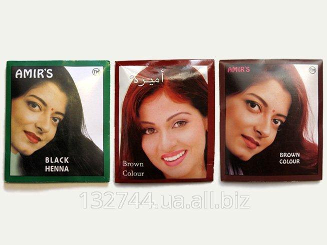 Купить Индийская хна для волос в пакетиках