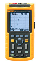 Buy Portable oscillographs-skopmetry of Fluke 125 firm