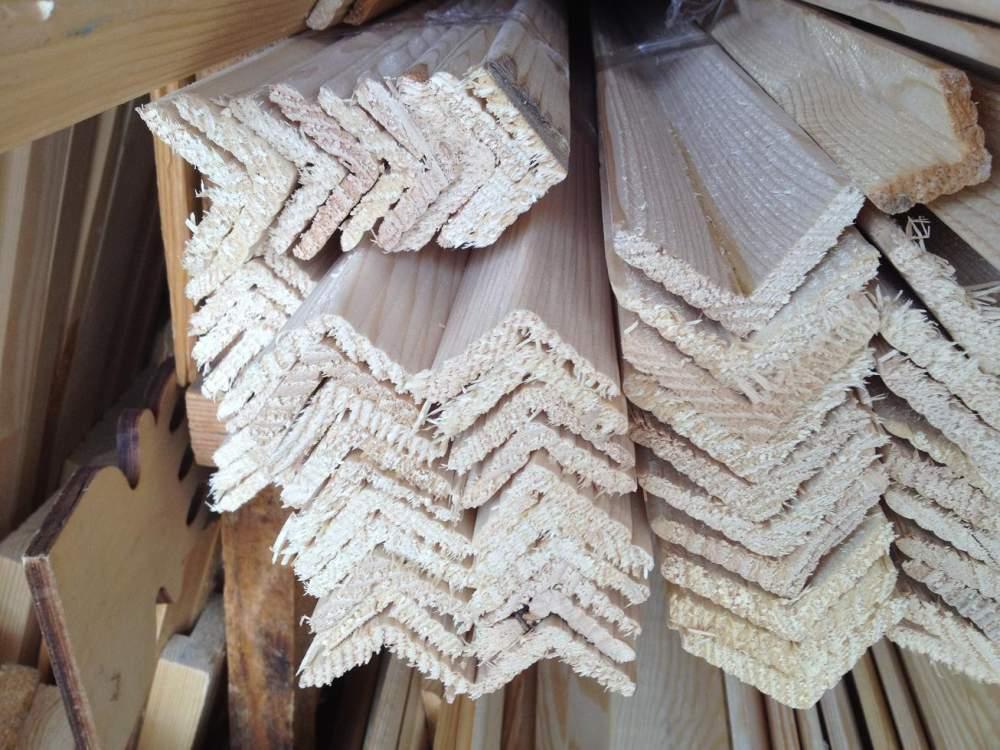 Уголок наружный деревянный ольховый,липовый,сосновый Оболонь Героев Днепра Киев