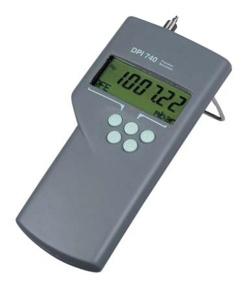 Портативный цифровой манометр DPI 740