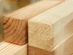 Бруски деревянные, заказать в Житомире