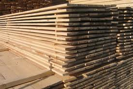 Доски обрезные, стропила, балки деревянные - Украина, Экспорт