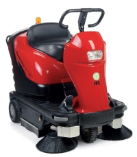 Buy Car sweeping and harvest LION 1100