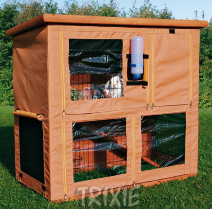 Buy Trixie Kletka for rodents Nature double 104kh57kh92sm