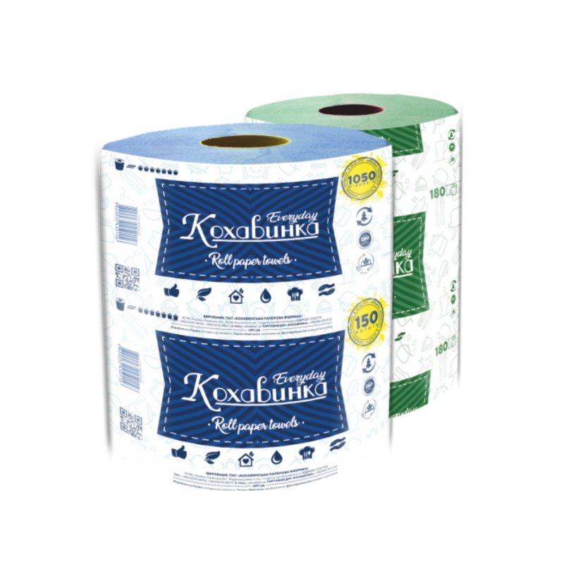 Kup teď Papírové ručníky na rukávu s perforací